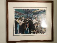 Tango At the Glass Palace 1987 Limited Edition Print by Aldo Luongo - 7
