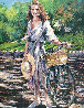A Sunny Ride Thru Palermo  PP 1990 Limited Edition Print by Aldo Luongo - 0