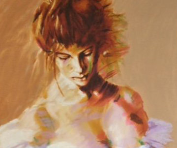 Redhead 1993 Limited Edition Print by Aldo Luongo