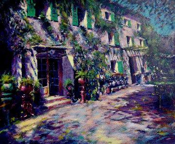 Casa De Campo 1989 Limited Edition Print by Aldo Luongo