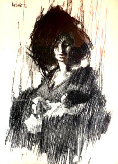 Women With Baby 1969 Limited Edition Print by Aldo Luongo