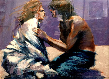 Warmth 1986 Limited Edition Print by Aldo Luongo