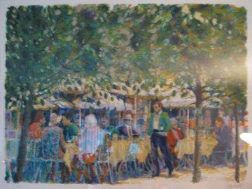 La Recoletta 1985 Limited Edition Print - Aldo Luongo