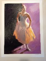 Curtain Call Embellished Limited Edition Print by Aldo Luongo - 1