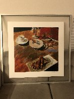 Untitled Serigraph  AP 1997 Limited Edition Print by Aldo Luongo - 1