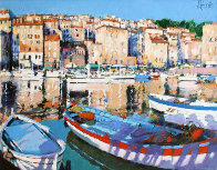 European Port 1988 Limited Edition Print by Aldo Luongo - 0