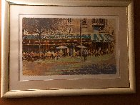 Cafe Select 1986 Limited Edition Print by Aldo Luongo - 1