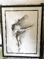Ballerina Suite of 3 1988 Limited Edition Print by Aldo Luongo - 1