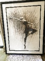 Ballerina Suite of 3 1988 Limited Edition Print by Aldo Luongo - 2