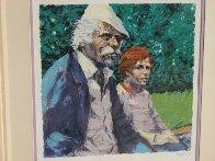 Destiny 1985 Limited Edition Print by Aldo Luongo - 1