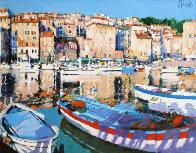 European Port Limited Edition Print by Aldo Luongo - 0