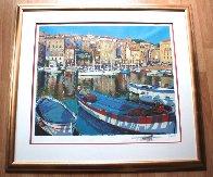 European Port Limited Edition Print by Aldo Luongo - 2