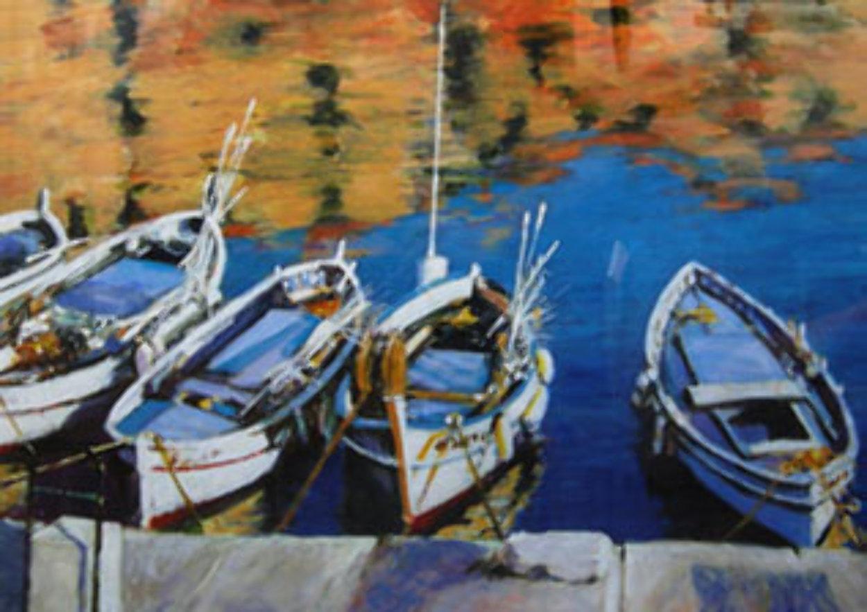 Ligura AP 2008 Limited Edition Print by Aldo Luongo