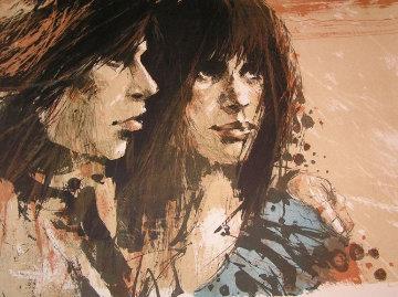 Romance 1970 Limited Edition Print - Aldo Luongo