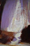 Ballerina 28x35 Original Painting by Aldo Luongo - 4