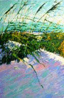 Windy Beach II 1990 Limited Edition Print by Aldo Luongo - 0