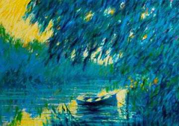Serenity 1992 Limited Edition Print by Aldo Luongo