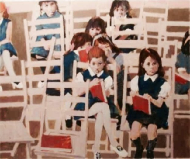 First Day of School 1980 Limited Edition Print by Aldo Luongo
