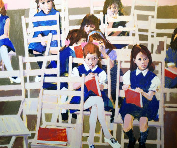 First Day of School 1980 Limited Edition Print - Aldo Luongo