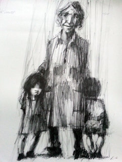 Grandmother 1970 Limited Edition Print - Aldo Luongo