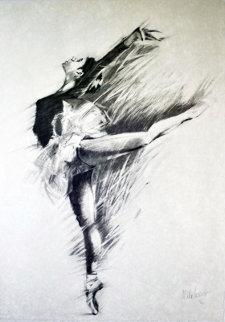 Ballerina Suite of 3 1989 Limited Edition Print - Aldo Luongo