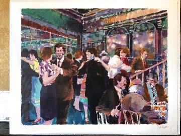 Glass Palace 1985 Limited Edition Print - Aldo Luongo