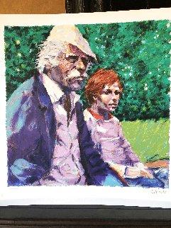 Destiny 1985 Limited Edition Print - Aldo Luongo