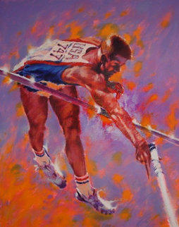 High Flyer 1980 Limited Edition Print by Aldo Luongo