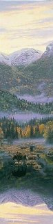 Northern Reflections 2001 Canvas Limited Edition Print - Stephen Lyman
