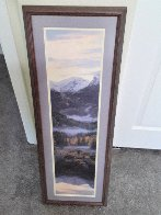 Northern Reflections 2001 Limited Edition Print by Stephen Lyman - 1