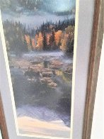 Northern Reflections 2001 Limited Edition Print by Stephen Lyman - 4