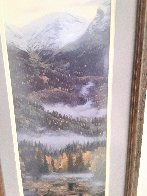 Northern Reflections 2001 Limited Edition Print by Stephen Lyman - 6