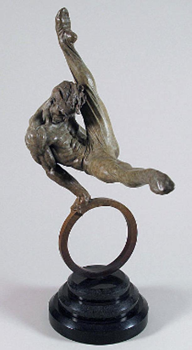 Gymnast Bronze Sculpture 25 in Sculpture by Richard MacDonald