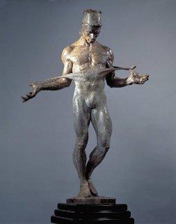 Nureyev Bronze Sculpture 1/3 Life-Sized 30 in Sculpture - Richard MacDonald