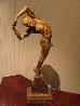 Jesse Bronze Sculpture AP 2001 26 in Sculpture by Richard MacDonald - 0
