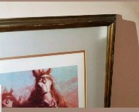 Anheuser - Bush Clydsdales 1981 Limited Edition Print by Richard MacDonald - 2