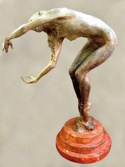 Juliet Atelier Bronze Sculpture 2005 14 in Sculpture by Richard MacDonald