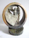US Open  Bronze Sculpture Study I  2000 8 in Sculpture - Richard MacDonald