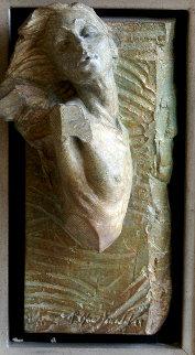 Radiance Bronze Sculpture 1990 18 in  Sculpture - Richard MacDonald
