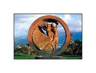 U.S. Open Monument Study II Bronze Sculpture 2000 28 in Sculpture by Richard MacDonald - 3