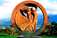 U.S. Open Monument Study II Bronze Sculpture 2000 28 in Sculpture by Richard MacDonald - 2
