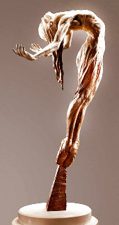 Juliet III Bronze Sculpture 24 in Sculpture - Richard MacDonald