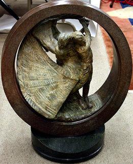 U.S. Open Monument II Bronze Sculpture 2000 29 in Sculpture - Richard MacDonald