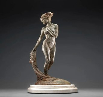 Daybreak Bronze Sculpture 2008 21 in Sculpture - Richard MacDonald
