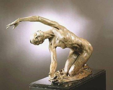 Dawn, The Awakening Bronze Sculpture 24 in Sculpture by Richard MacDonald