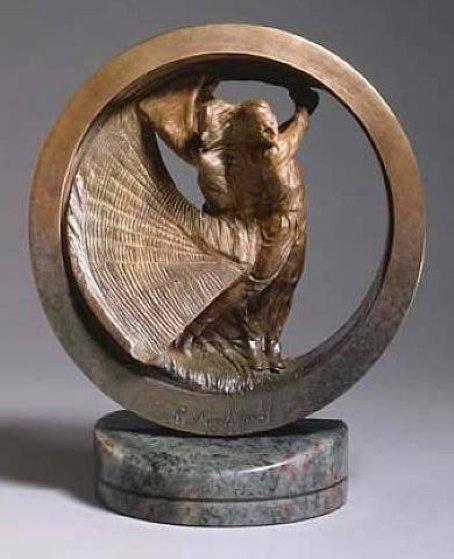 U.S. Open Monument Bronze Sculpture 2000  Sculpture by Richard MacDonald