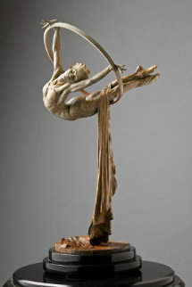 Elena Bronze Sculpture 2004 26 in Sculpture - Richard MacDonald