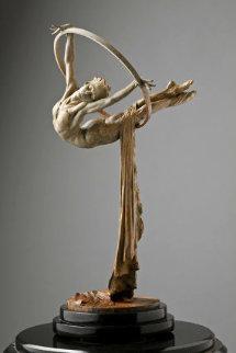 Elena Bronze Sculpture 2004 26 in Sculpture - Richard MacDonald