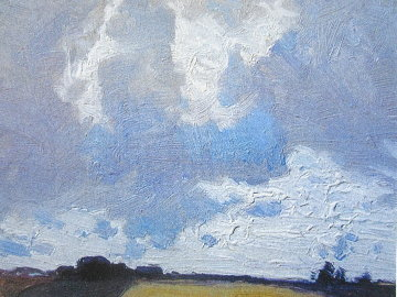 Cloudy Sky Limited Edition Print - J.E.H. MacDonald