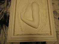 Passion Bonded Sand Sculpture 1997 41 in Sculpture by Bill Mack - 2
